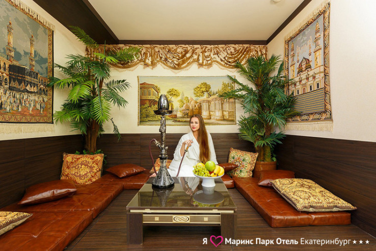 Pogostite.ru - Маринс Парк Отель - Marins Park Hotel Yekaterinburg #37