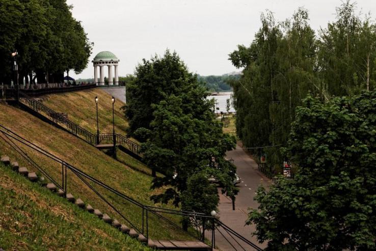 Pogostite.ru - Достоевский | Ярославль | Парковка #3