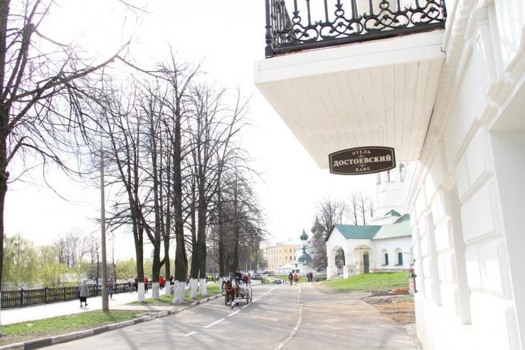 Pogostite.ru - Достоевский | Ярославль | Парковка #2