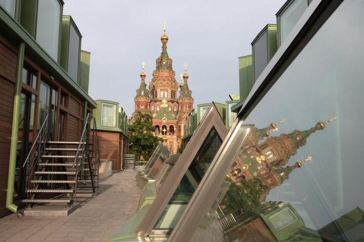 Pogostite.ru - Новый Петергоф - New Peterhof | Петергоф | Парковка #5