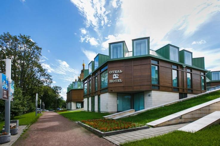 Pogostite.ru - Новый Петергоф - New Peterhof | Петергоф | Парковка #3