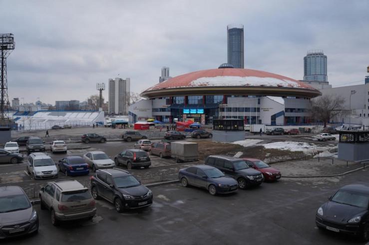 Pogostite.ru - НН18 | Екатеринбург | Парковка #2
