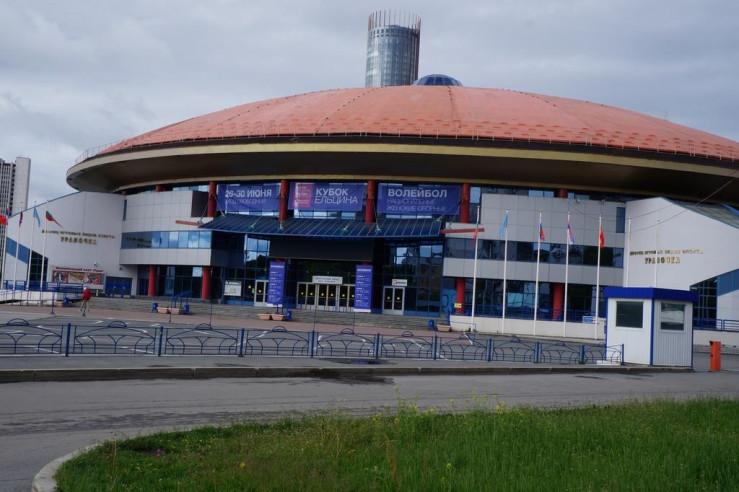 Pogostite.ru - НН18 | Екатеринбург | Парковка #1