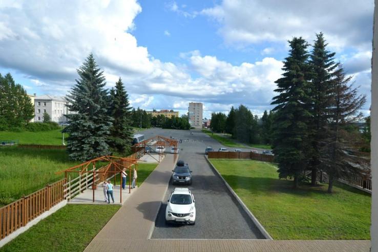 Pogostite.ru - Карелия | Кондопога | Парковка #2