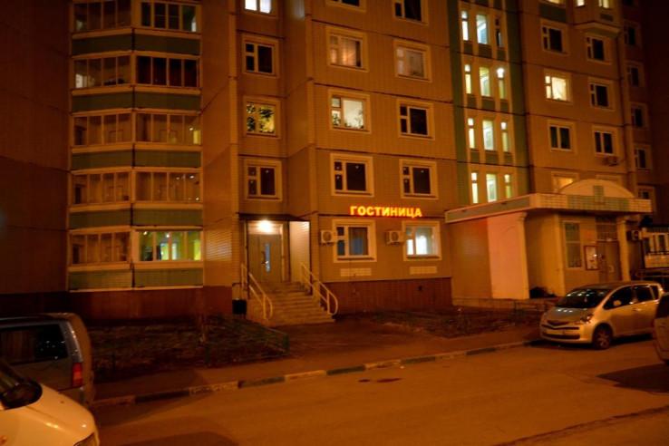 Pogostite.ru - Часы Некрасовка | Ривьера | м. Лермонтовский Проспект | Парковка #3