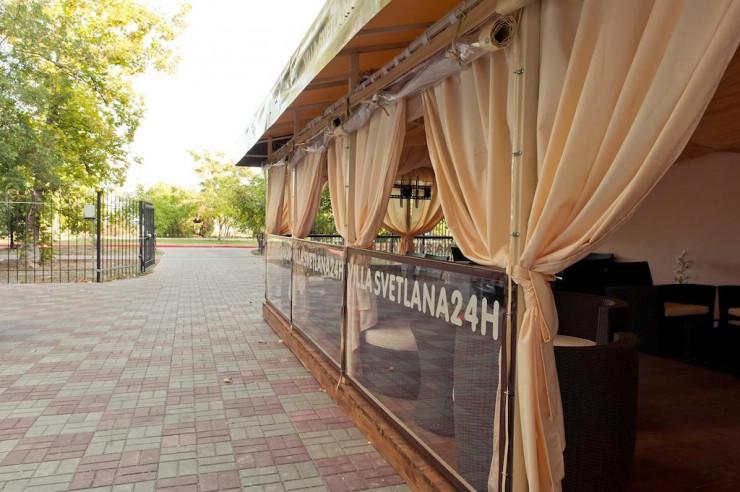 Pogostite.ru - Вилла Светлана | Керчь | Парковка #3