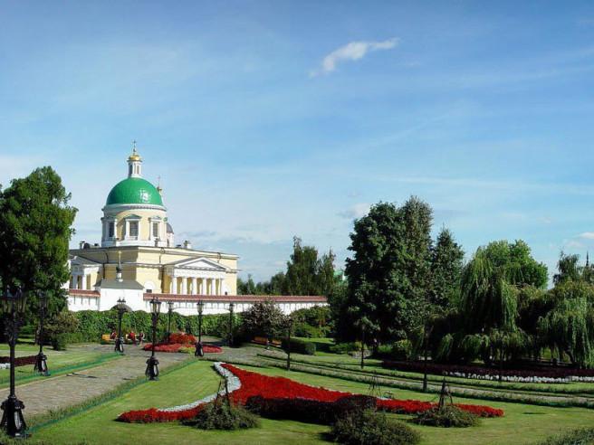 Pogostite.ru - ДАНИЛОВСКАЯ Московской Патриархии #1