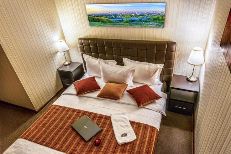 Pogostite.ru - СИТИ Отель | Новосибирск | Парковка #19