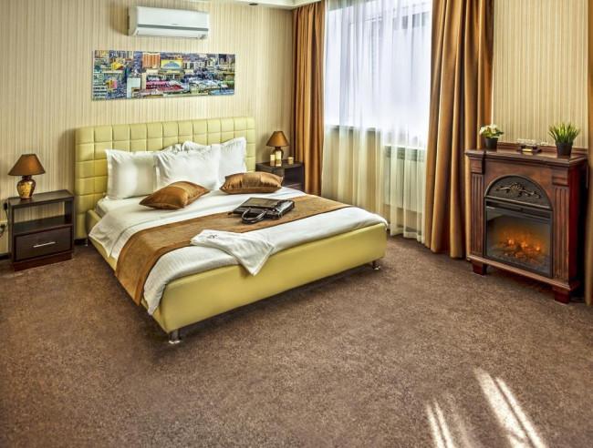 Pogostite.ru - СИТИ Отель | Новосибирск | Парковка #21