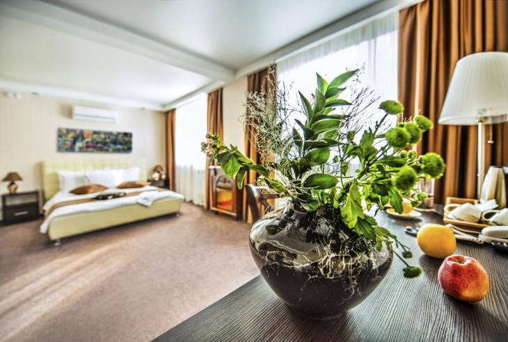 Pogostite.ru - СИТИ Отель | Новосибирск | Парковка #26