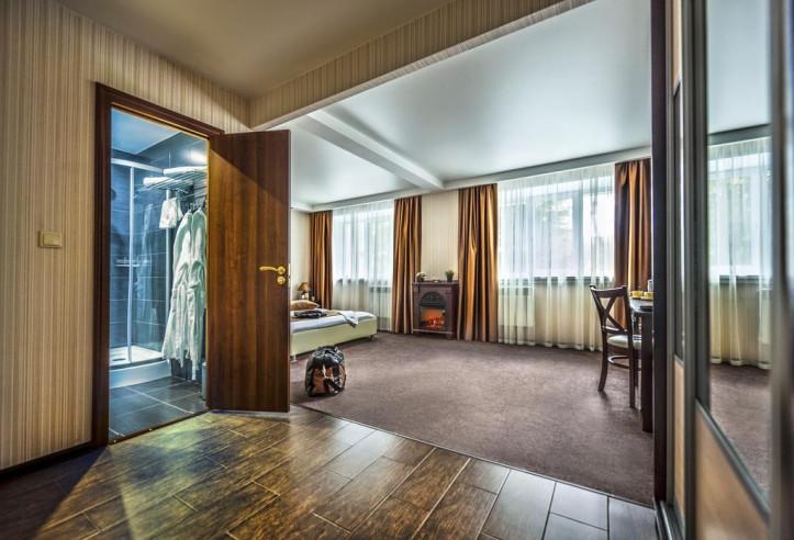 Pogostite.ru - СИТИ Отель | Новосибирск | Парковка #27