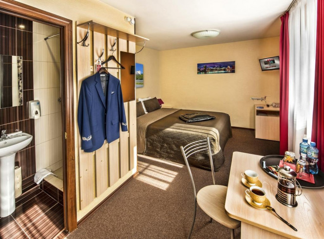 Pogostite.ru - СИТИ Отель | Новосибирск | Парковка #8