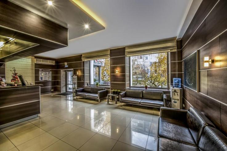Pogostite.ru - СИТИ Отель | Новосибирск | Парковка #2