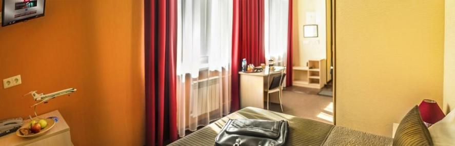 Pogostite.ru - СИТИ Отель | Новосибирск | Парковка #30