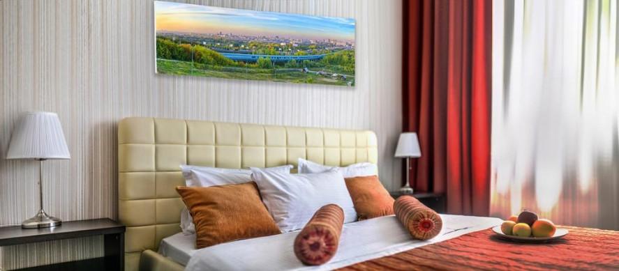 Pogostite.ru - СИТИ Отель | Новосибирск | Парковка #31