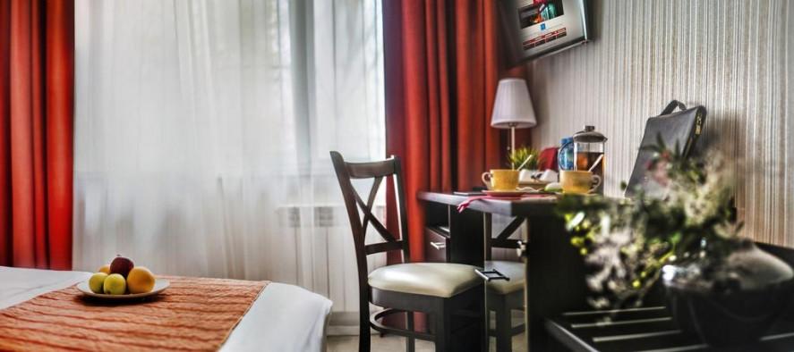 Pogostite.ru - СИТИ Отель | Новосибирск | Парковка #34