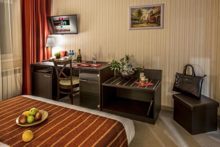 Pogostite.ru - СИТИ Отель | Новосибирск | Парковка #10