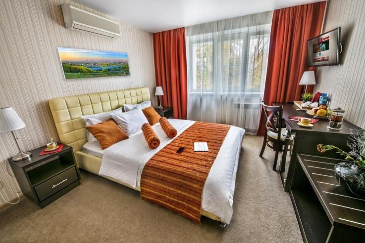 Pogostite.ru - СИТИ Отель | Новосибирск | Парковка #12