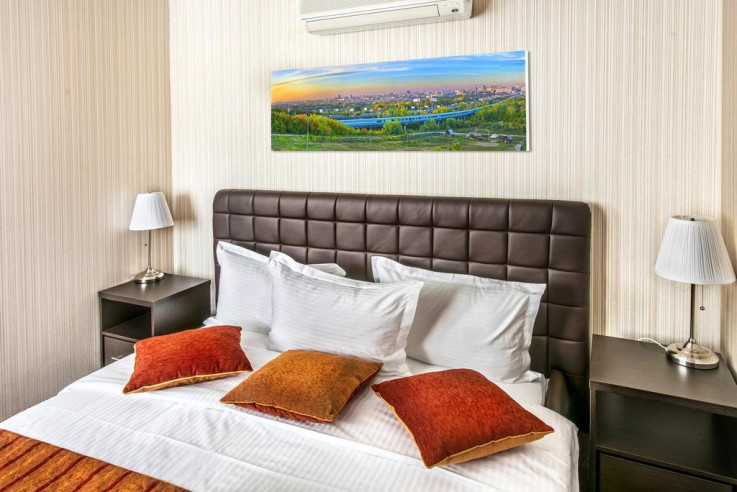 Pogostite.ru - СИТИ Отель | Новосибирск | Парковка #14