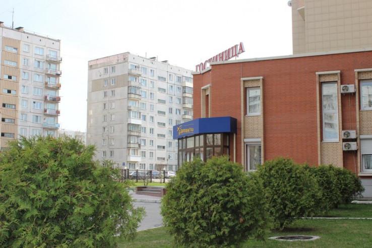 Pogostite.ru - Барракуда на Менделеева | Новосибирск | Парковка #3