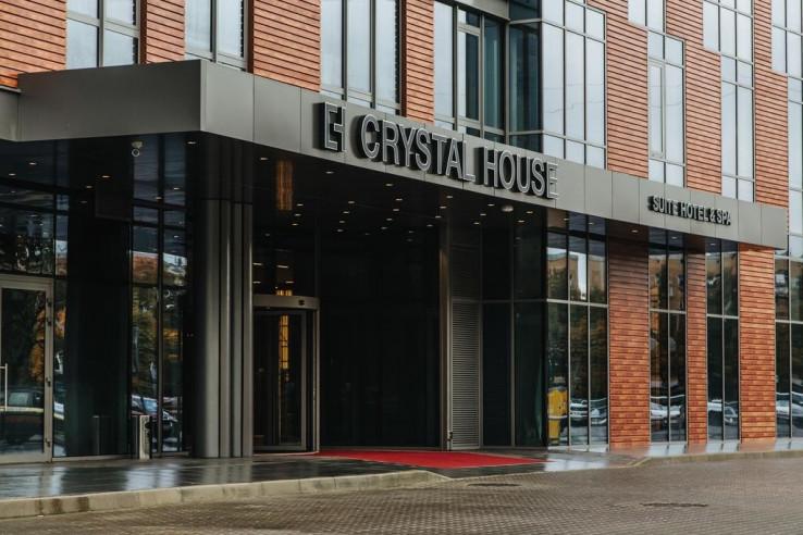 Pogostite.ru - Crystal House Suite Hotel & SPA | Кристалл Хаус Сьют Хотел & Спа | Калининград | Парковка #2