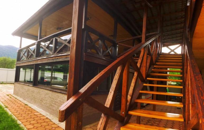 Pogostite.ru - Guama Guest House | Гостевой дом Гуама | Парковка #13