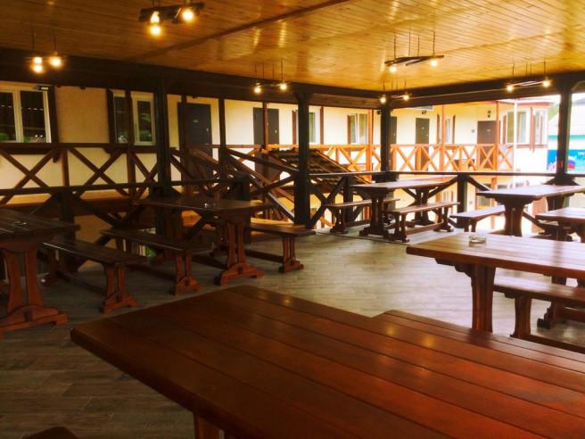 Pogostite.ru - Guama Guest House | Гостевой дом Гуама | Парковка #11