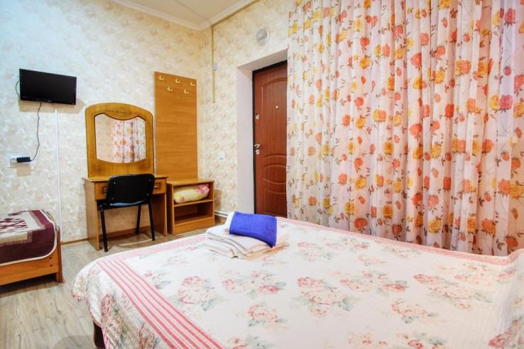 Pogostite.ru - Guama Guest House | Гостевой дом Гуама | Парковка #31