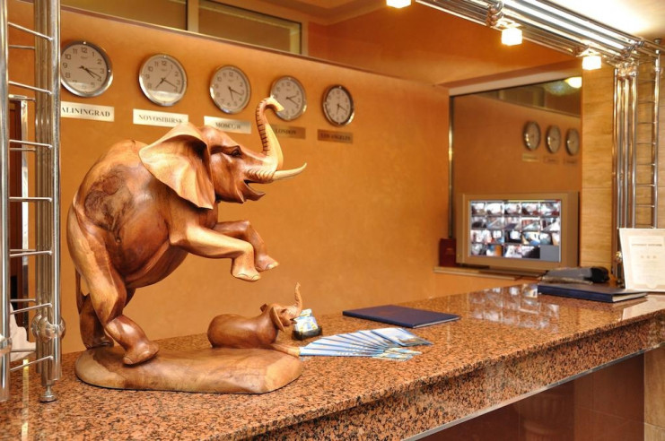 Pogostite.ru - Атлант Гостиничный комплекс | Адлер, Сочи | Wi-Fi #5