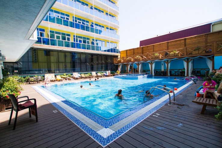 Pogostite.ru - Атлант Гостиничный комплекс | Адлер, Сочи | Wi-Fi #36