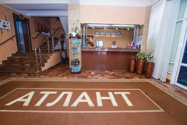 Pogostite.ru - Атлант Гостиничный комплекс | Адлер, Сочи | Wi-Fi #6