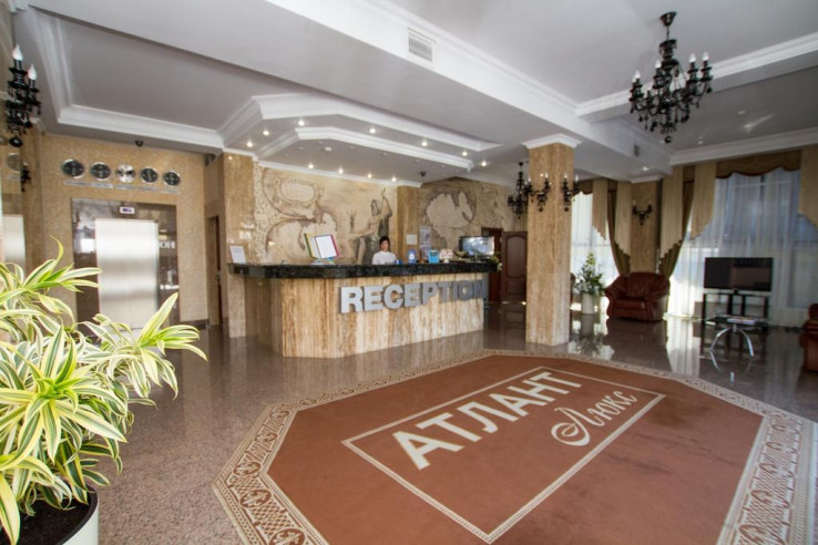 Pogostite.ru - Атлант Гостиничный комплекс | Адлер, Сочи | Wi-Fi #7