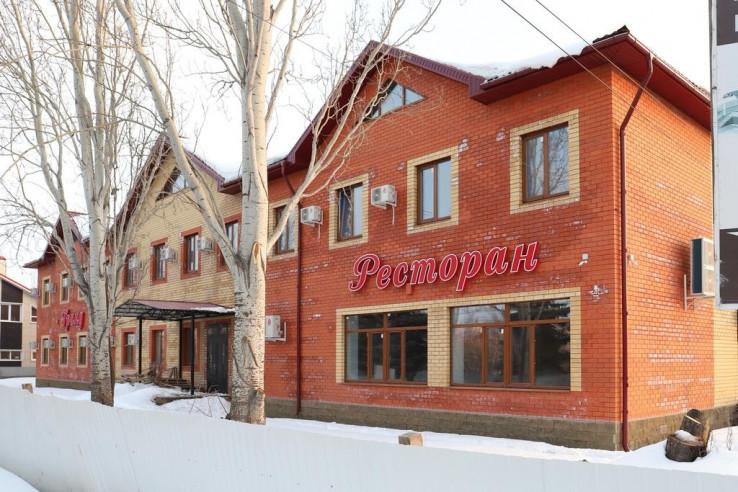 Pogostite.ru - Гранд | г. Ульяновск | Парковка #2