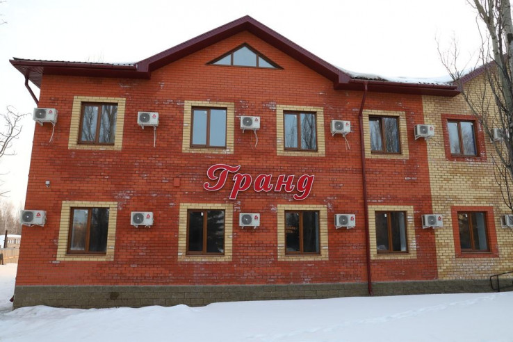 Pogostite.ru - Гранд | г. Ульяновск | Парковка #3