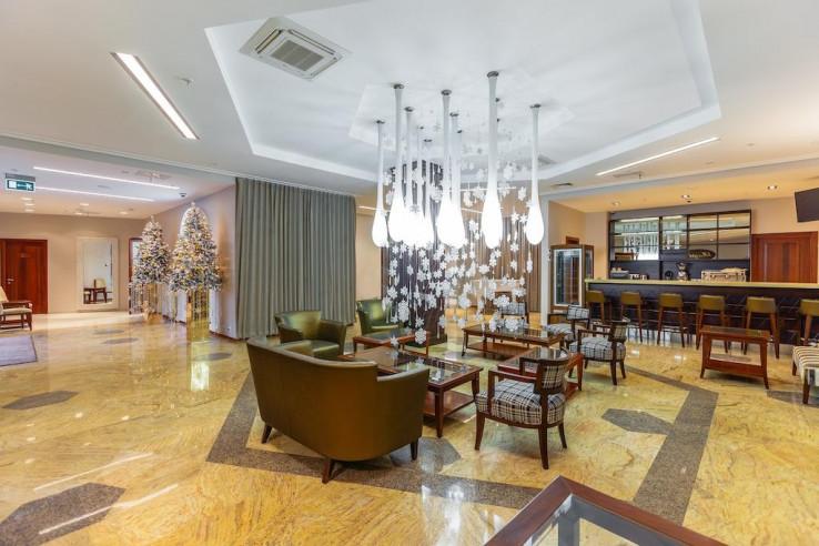 Pogostite.ru - Райкин Plaza Hotel | м. Марьина роща | Парковка #4