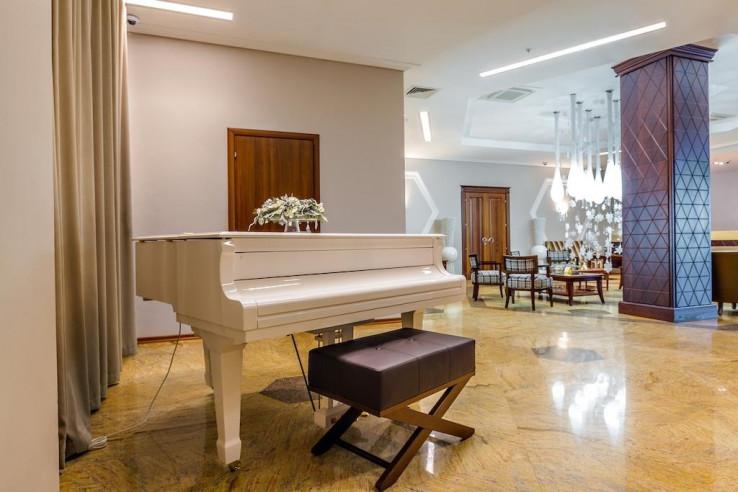Pogostite.ru - Райкин Plaza Hotel | м. Марьина роща | Парковка #13
