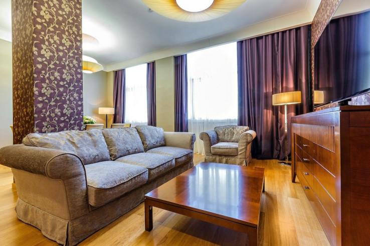 Pogostite.ru - Райкин Plaza Hotel | м. Марьина роща | Парковка #26