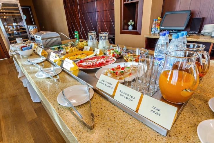 Pogostite.ru - Райкин Plaza Hotel | м. Марьина роща | Парковка #5