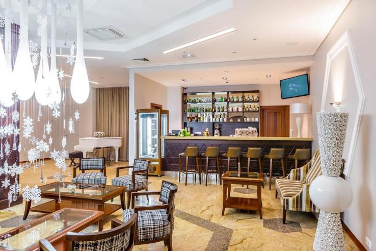 Pogostite.ru - Райкин Plaza Hotel | м. Марьина роща | Парковка #7