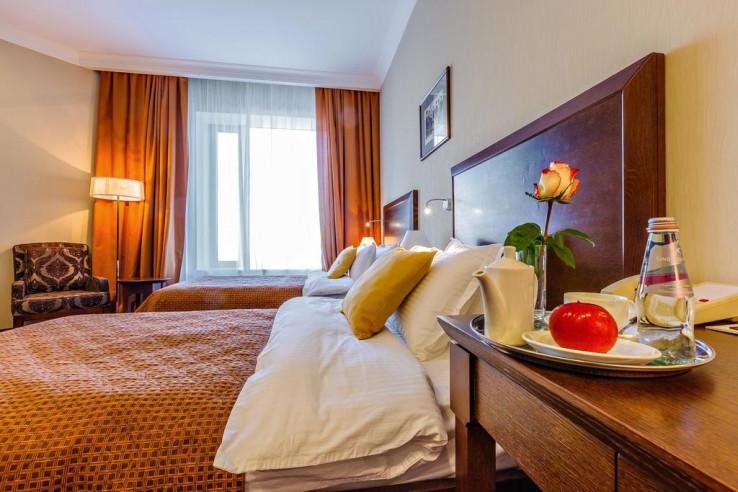Pogostite.ru - Райкин Plaza Hotel | м. Марьина роща | Парковка #31