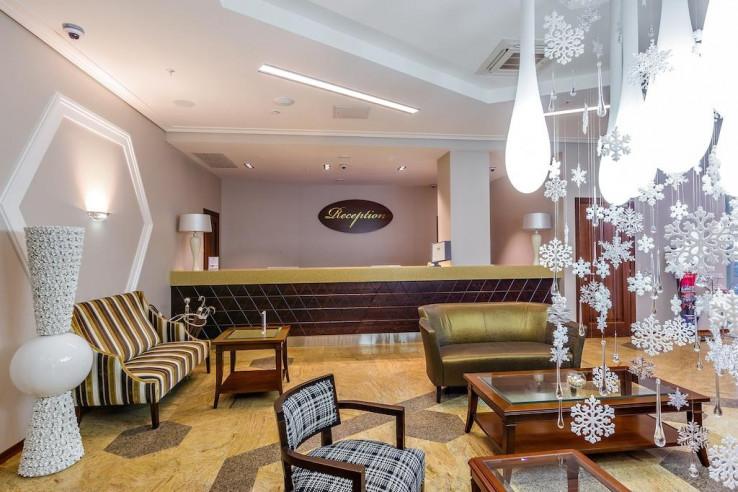 Pogostite.ru - Райкин Plaza Hotel | м. Марьина роща | Парковка #10
