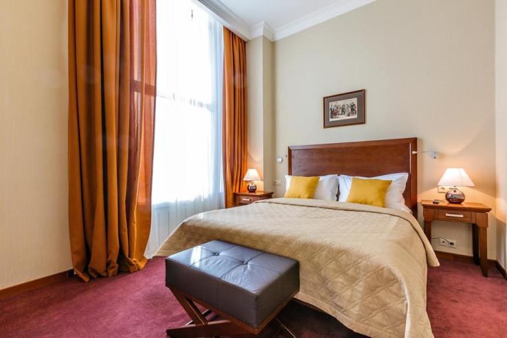 Pogostite.ru - Райкин Plaza Hotel | м. Марьина роща | Парковка #33