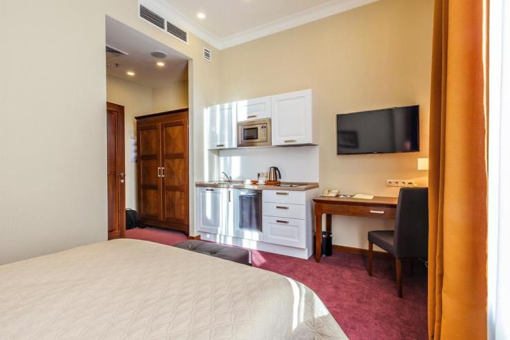 Pogostite.ru - Райкин Plaza Hotel | м. Марьина роща | Парковка #34