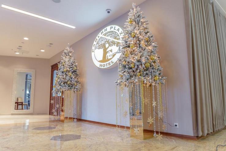 Pogostite.ru - Райкин Plaza Hotel | м. Марьина роща | Парковка #2
