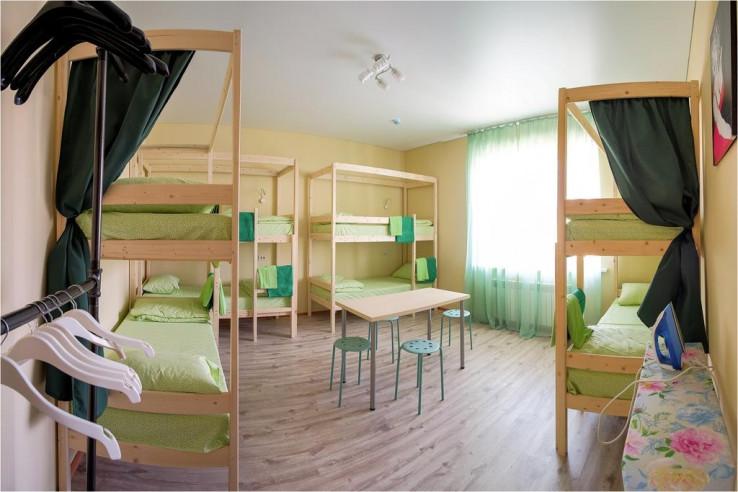 Pogostite.ru - Nice hostel | г. Челябинск | Парковка #11