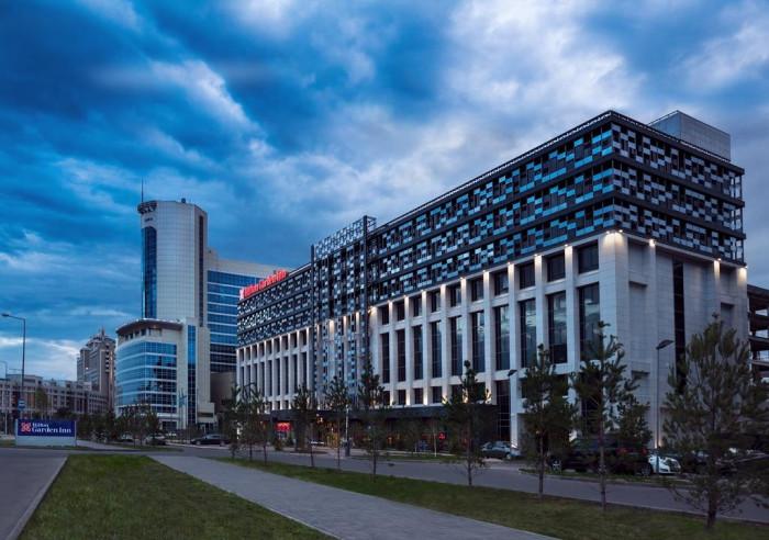 Pogostite.ru - Hilton Garden Inn Astana #3