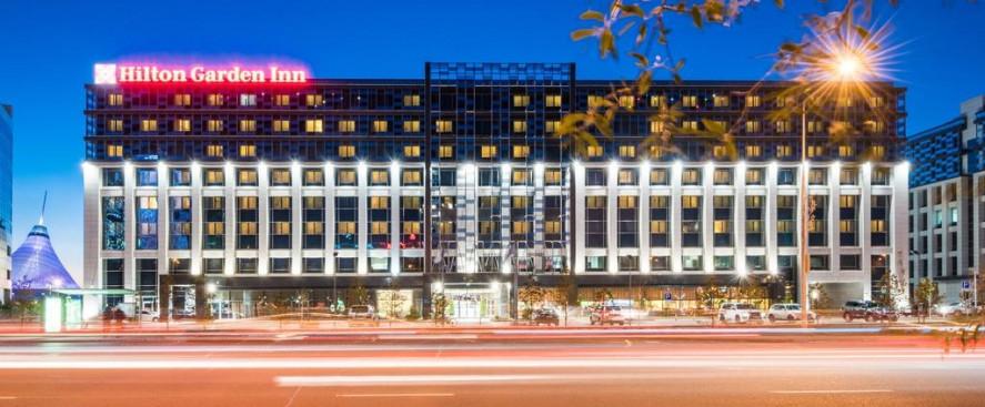 Pogostite.ru - Hilton Garden Inn Astana #6