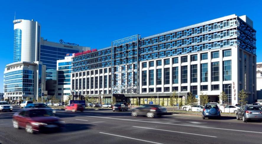 Pogostite.ru - Hilton Garden Inn Astana #7