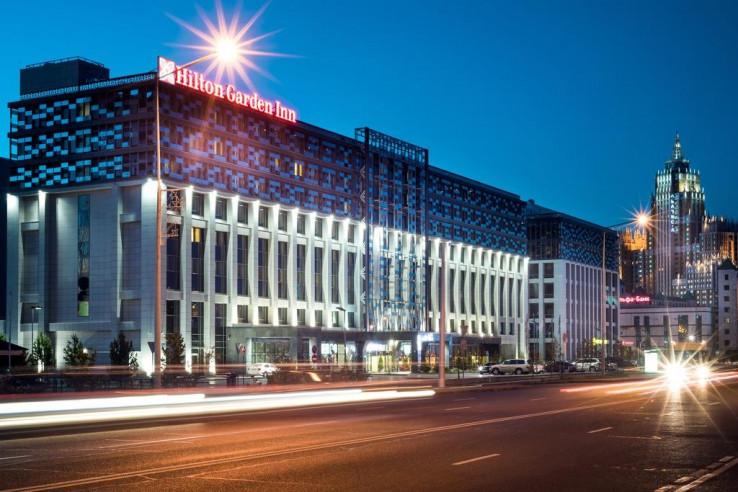Pogostite.ru - Hilton Garden Inn Astana #5