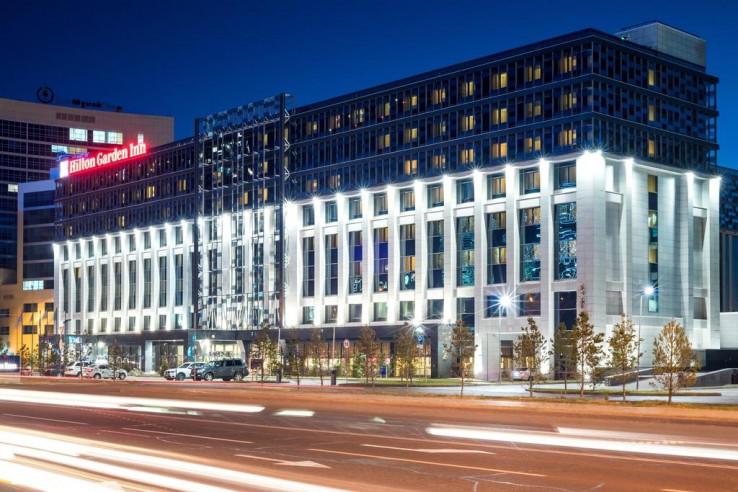 Pogostite.ru - Hilton Garden Inn Astana #4